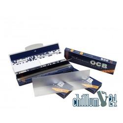 Box mit 32x OCB Ultimate King Size Slim inkl. 32 Tips