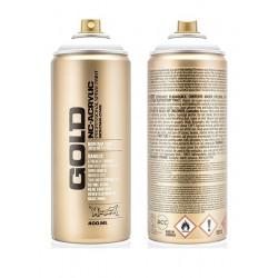 Montana Gold 400ml Shock 9120 White Pure