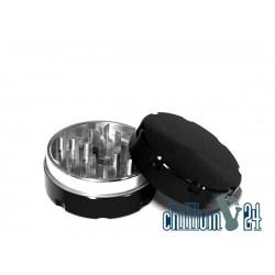 Alu-Grinder 50mm 2-Teilig Black
