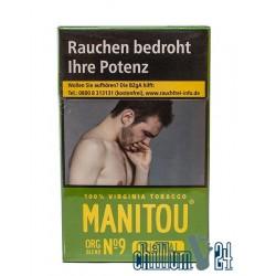 Manitou ORG Blend No 9 Green
