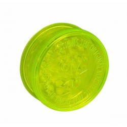 Acryl-Grinder mit Vorratsfach 60mm Fresh Green