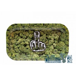 Metall Rolling Tray F..K 27x16cm