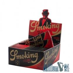 Box 50x Smoking Deluxe King Size Slim 33 Blatt