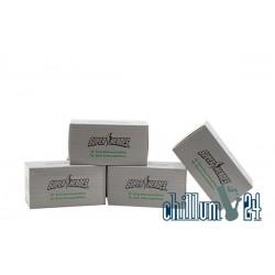Box 10x Super Heroes Slim 7mm Aktivkohlefilter 50 Stück