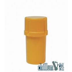 Champ High Beach Storage Grinder 3-tlg Yellow