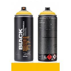 Montana Black 400ml BLK 1030 Yellow