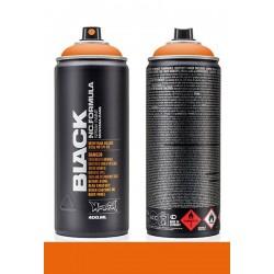 Montana Black 400ml BLK 2075 Pure Orange