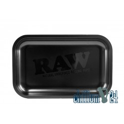 RAW Metal Tray Medium 27,5x17,5x2,3cm Black Matt