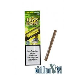 Juicy Hemp Enhanced Wraps 2x Amarillo