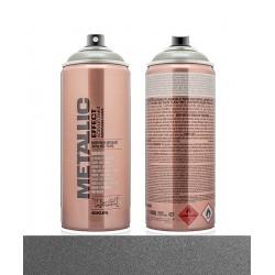 Montana 400ml Metallic Effect Lack EMC1010 Titanium