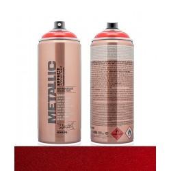 Montana 400ml Metallic Effect Lack EMC3020 Red
