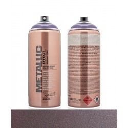 Montana 400ml Metallic Effect Lack EMC4230 Plum