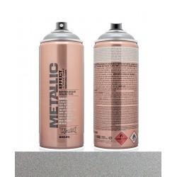 Montana 400ml Metallic Effect Lack EMC7010 Silver