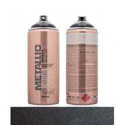 Montana 400ml Metallic Effect Lack EMC9000 Black