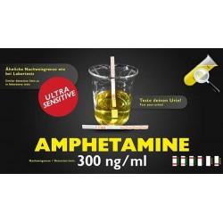 Urin-Teststreifen AMP SENSITIV 300ng
