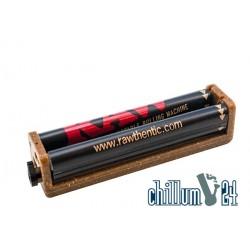 RAW 2-Way Roller Hemp Plastic Drehmaschine 12,5cm