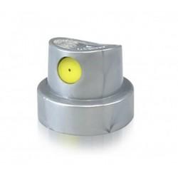 Loop Flux Cap Silver/Yellow