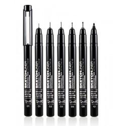 Montana Sketchmarker Extra Fine Drawing Pen Black