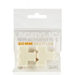 Montana Acrylic 30 mm Multi Line Tip Set