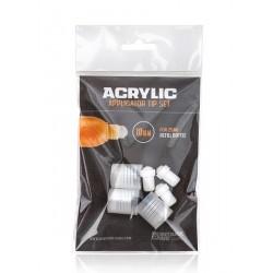 Montana Acrylic Applicator 10 mm Tip Set