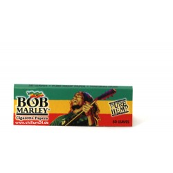Bob Marley 50 Hanfblättchen 1¼ Size