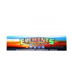 Elements Reispaper King Size Slim 33 Blatt