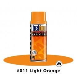 MOLOTOW Premium 400 ml #011 Slider Light Orange