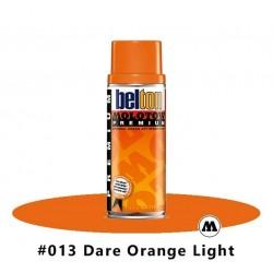 MOLOTOW Premium 400 ml #013 DARE Orange Light
