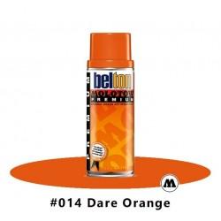 MOLOTOW Premium 400 ml #013 DARE Orange