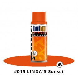 MOLOTOW Premium 400 ml #015 LINDA's Sunset