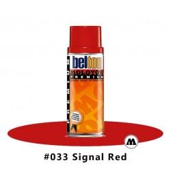 MOLOTOW Premium 400 ml #033 Signal Red