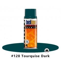 MOLOTOW Premium 400 ml #128 Turquoise Dark