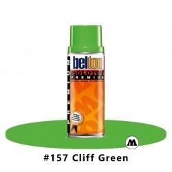 MOLOTOW Premium 400 ml #157 Cliff Green
