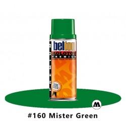 MOLOTOW Premium 400 ml #160 MISTER GREEN