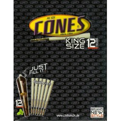 Cones Standard Size 11cm 18x12er Box
