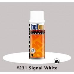 MOLOTOW Premium 400 ml 231 Signal White