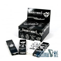 Box mit 26x Anonymus KSS Paper mit Tips