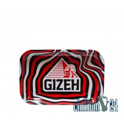 Metall Rolling Tray GIZEH Medium 29x19x2,4 cm