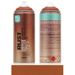 Montana Effectspray ER8000 RUST Orange Brown 400 ml