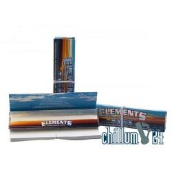 Elements Reispaper King Size Slim + Tips
