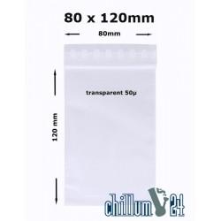 Baggies Blanko 80x120mm