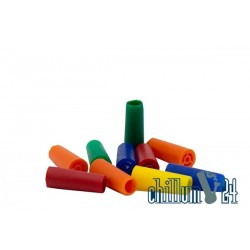 Plastiktips 10er Pack Colormix