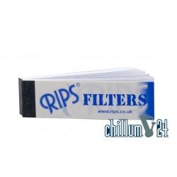 RIPS Filtertips Small Perforiert 40 Blatt
