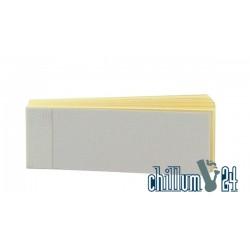 Filtertips Schmal Perforiert 50 Blatt