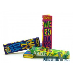 Gizeh King Size Slim 420 Limited Edition inkl. Tips