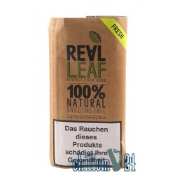 REAL LEAF Fresh Nikotinfreie Kräutermischung 20g