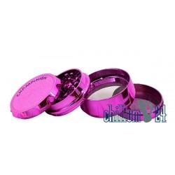 Champ High 4-tlg. Kunststoff-Grinder 63 mm Pink