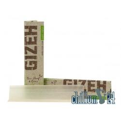Gizeh Bio-Hanf King Size Slim Extra Fine 34 Blatt