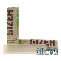 Gizeh Bio-Hanf King Size Slim Extra Fine 34 Blatt + 34 Tips