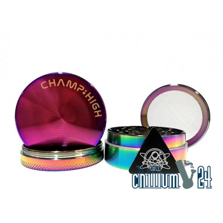 Champ High Grinder Rainbow 55mm